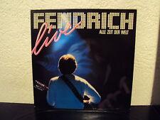 RAINHARD FENDRICH - Alle Zeit der Welt (live)