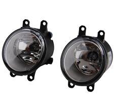 Pair Front Left Right Fog Light Lamp for Camry Corolla Prius RX350 RAV4 Yaris