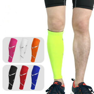 Calf Compression Sleeve Leg Support Sleeve Sports Socks for Outdoor Exercise