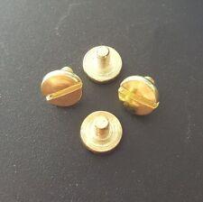 Beretta 92 Grip Screws (Per 4) gold coated