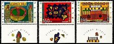 Israel 1996 Stamps HONEY, CANDLES, SUKKA - NEW YEAR FESTIVALS.MNH + TABS.XF.