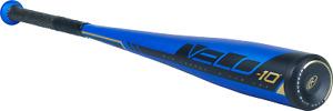 """RAWLINGS VELO -10 USA BASEBALL BAT: US9V10 (29""""/ 19 oz.)"""