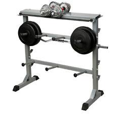 Porta manubri, Rastrelliera per dischi ed aste bilanciere carico max ca.300 kg