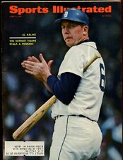 June 5 1967 Sports Illustrated Magazine With Al Kaline Cover EXMT