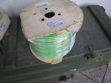 2 Meter 2,5 mm²  Erdungsleitung Aderleitung flexibel  grün-gelb feindrähtig
