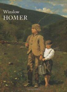 Winslow Homer by Nicolai Cikovski, Jr. Hardback Book The Fast Free Shipping