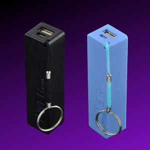 Cargador Power Bank Portatil Para Celular Samsung iPhone Bateria Externa 2-PACK