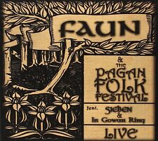 FAUN - FAUN & THE PAGAN FOLK FESTIVAL -  (LIVE (DIGI)  CD NEU
