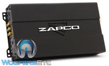 ZAPCO ST-204D SQ 4-CHANNEL SOUND QUALITY COMPONENT SPEAKERS TWEETERS AMPLIFIER