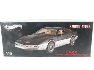 Hotwheels Elite Moulage sous Pression BCT86 2011 Knight Rider K. A. R.r 1.18