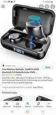 New listing Vankyo Alpha X200 True Wireless Earbuds