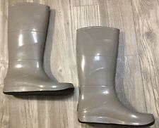 Dav Rubber Womens Tall Rain Boots Size 6 Garden Rain
