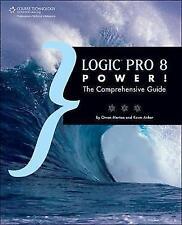 Logic Pro 8 Power-ExLibrary