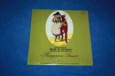ältere vinyl, johannes brahms - hungarian dances