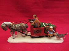Dept 56 Over The River And Through The Woods Heritage Village #56545 (g117)