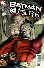 BATMAN AND THE OUTSIDERS #7 NM