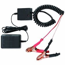AUTOMATIC BATTERY FLOAT CHARGER CAR MOWER RV