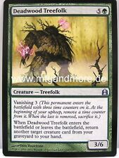 Magic comandante EDH - 4x Deadwood treefolk