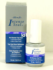 IBD INTENSE SEAL LED/UV Gel Shine Top Coat Acrylics14ml/0.5fl.oz NEW FORMULA