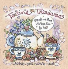 Teatime Treasures by Mills, T. J.