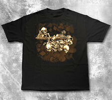 Chip Graveyard Poker T-Shirt by High Roller Clothing