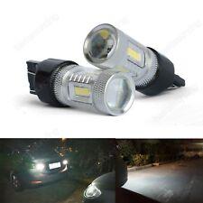 2x Ampoule SAMSUNG LED T20 7443 W21/5W 7440 W21W Veilleuses position Jour diurne