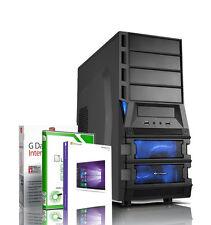 Gamer PC AMD FX 6-Kerne 6x 4.10GHz 16GB RAM 2000GB GTX 1050 Windows 10 PRO NEU
