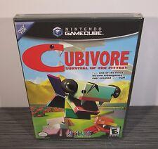 Cubivore: Survival of the Fittest (GameCube) RARE! BRAND NEW!