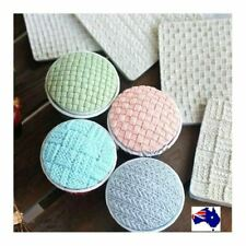 Silicone knitting cake mold baby fondant mold cake decorating tools
