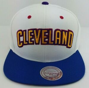 Cleveland Cavaliers Mitchell & Ness NBA/Snap-back/Hat/Cap/Custom Color  NWT