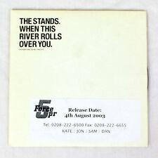 Les Stands - Lorsque Cela River Rouleaux Over Vous - musique cd ep