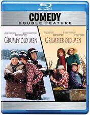 Grumpy Old Men/Grumpier Old Men [P&S] (2011, Blu-ray NIEUW) BLU-RAY/WS