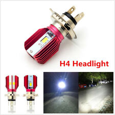 DC 12V H4 LED 16W 1700LM 6000K Motorcycle Headlight High/Low Beam Head Lamp Bulb