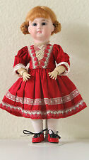 "SCHMITT  29 cm   11,6 Inc    Ref ""A""  Poupée Ancienne Reproduction Antique doll"
