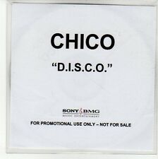 (EN702) Chico, Disco - 2006 DJ CD