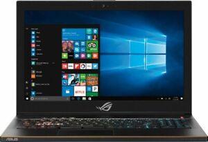"ASUS ROG GU501GM 15.6"" FHD Gaming Laptop 2.2GHz i7-8750H 16GB 1TB+128GB GTX 1060"
