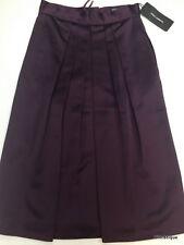 Dolce and Gabbana, AUTHENTIC, SIZE 40, Purple elegant skirt