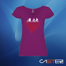 Camiseta mujer upside down mundo del reves basado stranger things (ENVIO 24/48h)