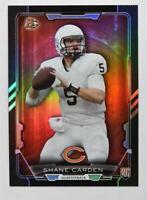 2015 Bowman Rainbow Black #R85 Shane Carden - NM-MT