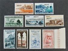nystamps Italy Trieste Stamp # 152//193 Mint OG NH/H $20