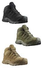 New Salomon XA Forces Mid GTX Waterproof Tactical Boots Men's Size US 9 Unisex