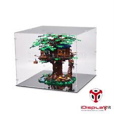Acryl Vitrine für Lego 21318 Baumhaus - Neu