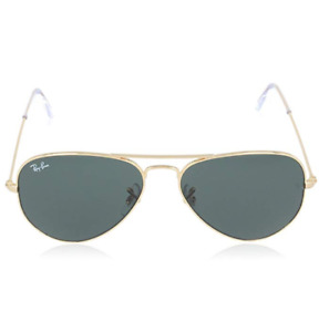 Ray-Ban RB 3025 Aviator Gold Frame Sunglasses