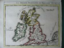 1729 - Chatelain - Small map Great Britain Ireland