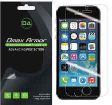 6-Pack Dmax Armor Anti-Glare Matte Screen Protector for Apple iPhone SE / 5S / 5