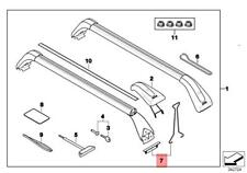 Genuine MINI Cooper One R55 R56 Removal hooks and cover caps 82720426987
