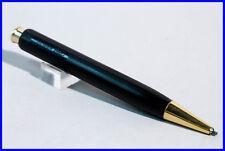 FEND NORMIX Bleistift vergoldet schwarzes Zelluloid Guilloche Taschengröße 1958
