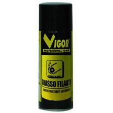 Grasso Lubrificante Vigor Filante Spray Ml. 400
