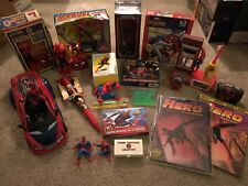 RARE** SPIDER-MAN *AWESOME* Lot! marvel,DC, Vintage,1970s Included