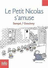 Les histoires inédites du Petit Nicolas: Le Petit Nicolas ... | Livre | état bon